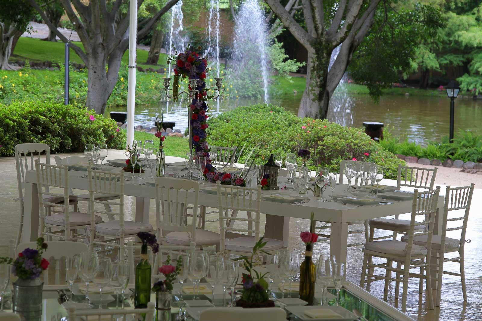 Bodas jardines finca guadalupe cuautla7 banquetes hada for Jardines bodas df