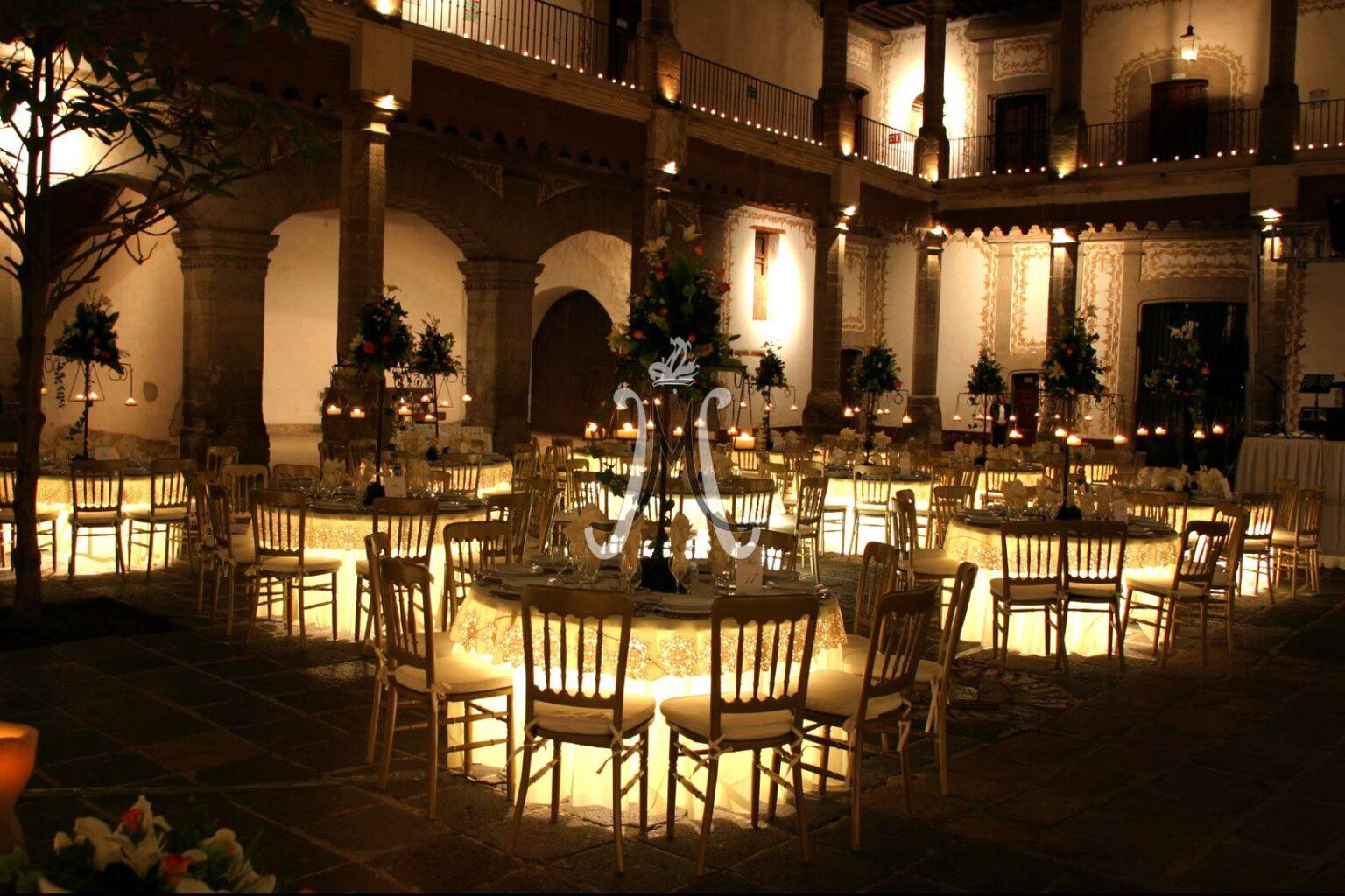 Hacienda santa m nica banquetes hada martens for Cox paint santa monica